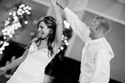 Movimento München - Motiv Paar beim Hochzeitstanz