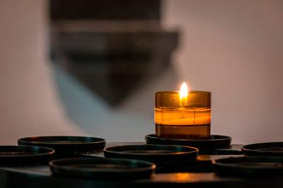Movimento München - Motiv Kerze