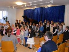 Movimento München Konzertraum russischer Kinderchor