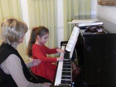 Movimento München Unterrichtsraum Klavierunterricht