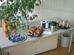Movimento München Seminarraum 2 - Brotzeit-Buffet